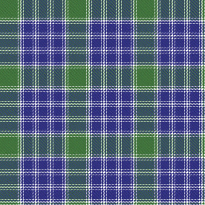 MacDonald Lord of the Isles Hunting tartan